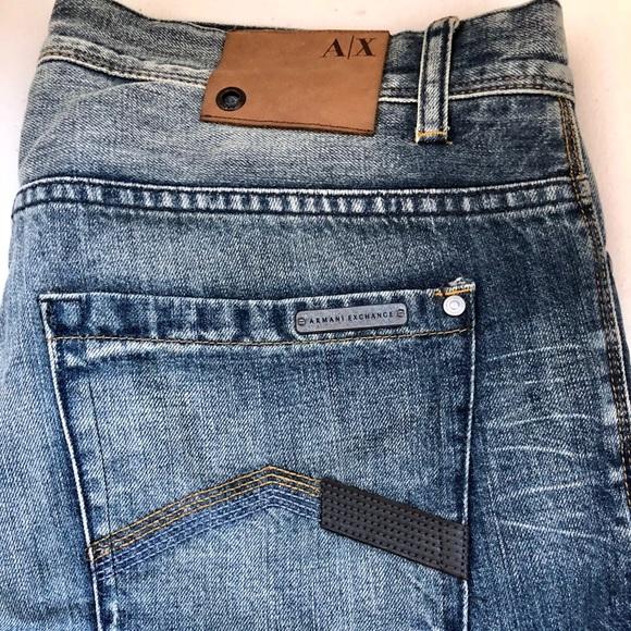 3c31a6ea Armani Exchange Men's Jeans Size 34 Reg